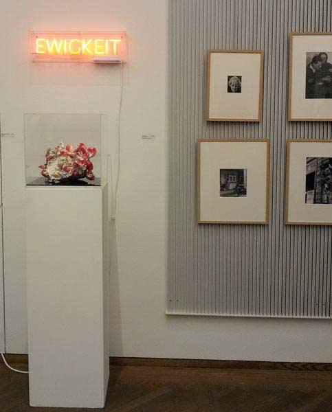 EWIGKEIT @ art austria, galerie Julius Hummel 2013