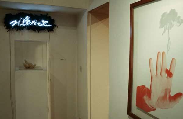 exhibition Galerie Julius Hummel, 2013