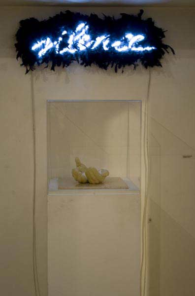 silence @ Galerie Julius Hummel, 2013