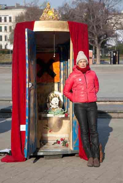 das Kaiserreich der Kunst, Karlsplatz Vienna 2012