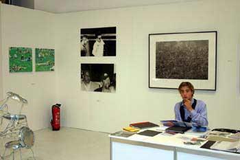Vienna art fair 2004 @ projektraum viktor bucher