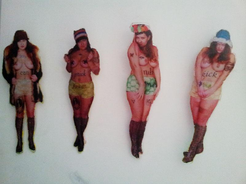 YoGalerie die Rampe, Bielefeld 2004u can...10 x 35 x 7, 2004