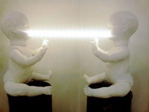 your other me, Zellan, Neon, 2013, Galerie J Hummel